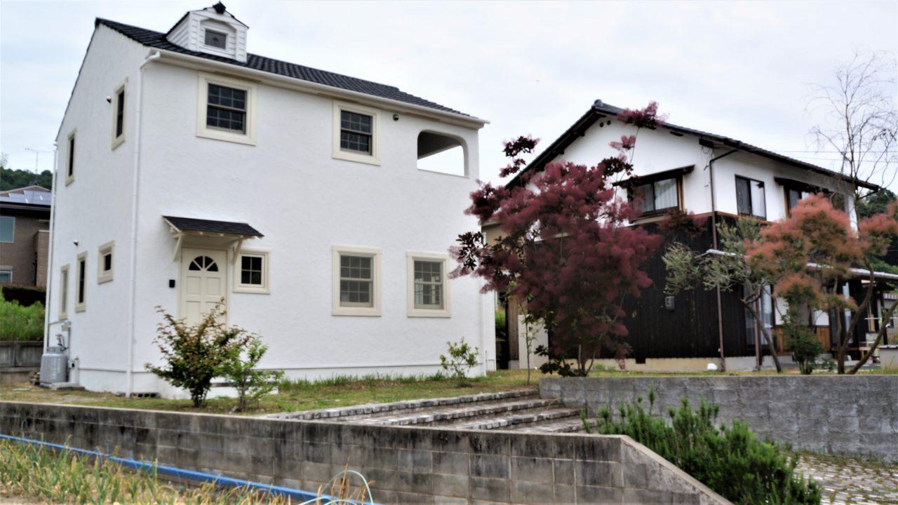 真備町市場にて再生中古住宅登場!