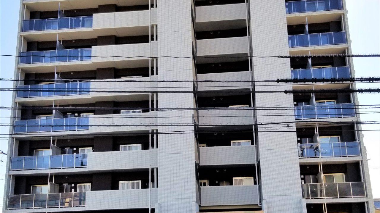 ハローズ、富山小学校近くに南向きで最上階のマンション物件登場!