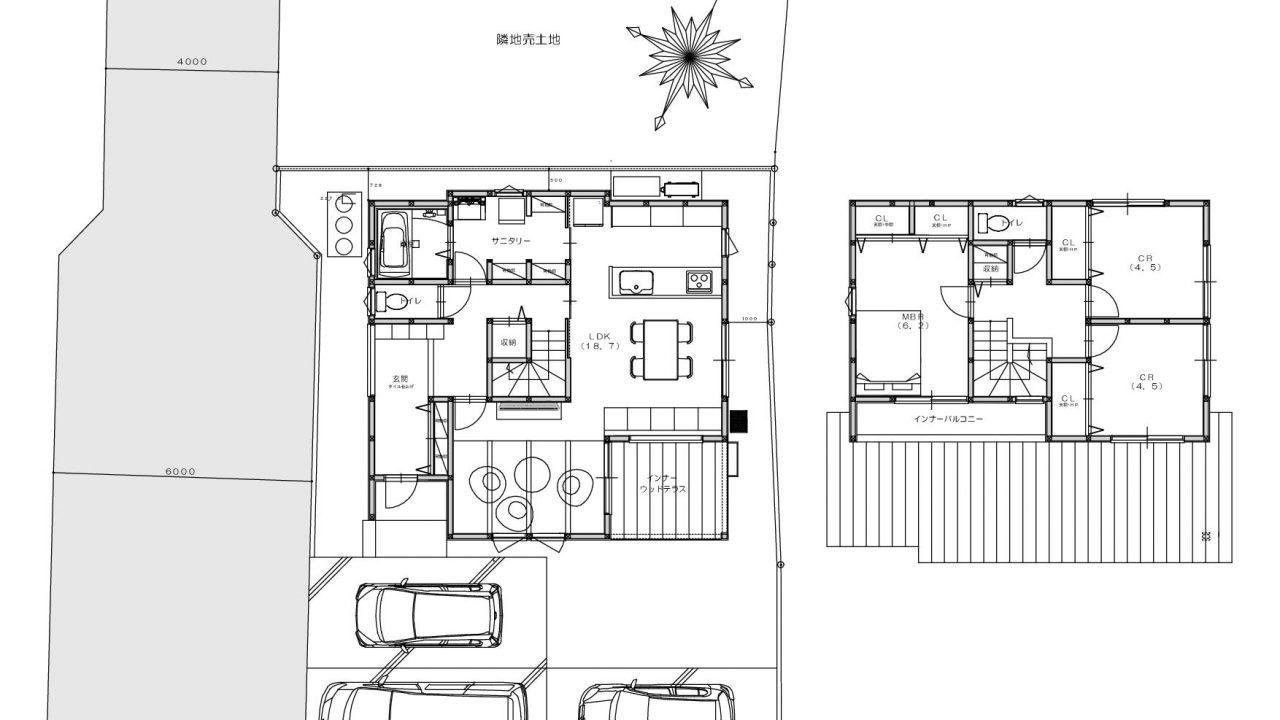 『プライムホーム施工』岡山市南区箕島にて新築建売兼モデルハウスが登場します!