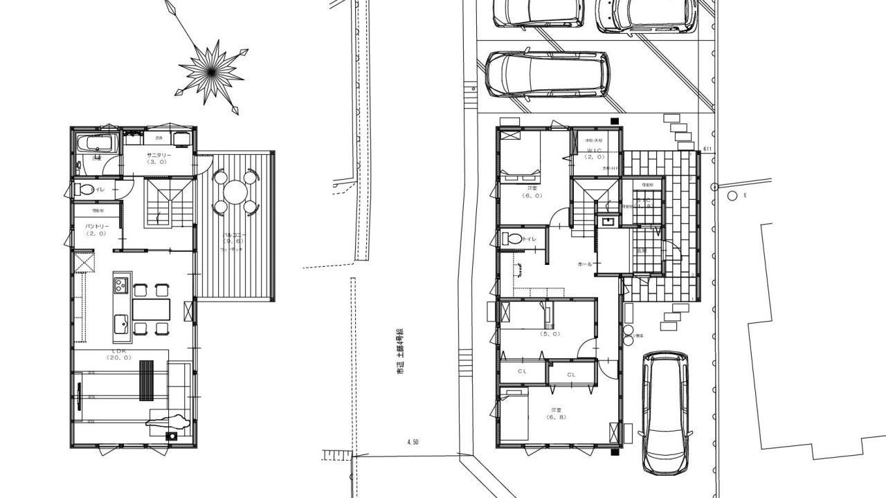 『プライムホーム施工』長船町土師にて新築建売兼モデルハウスが登場します!