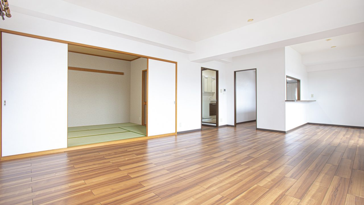 『グレイスステージ中納言503』リフォーム済即入居可能物件登場!