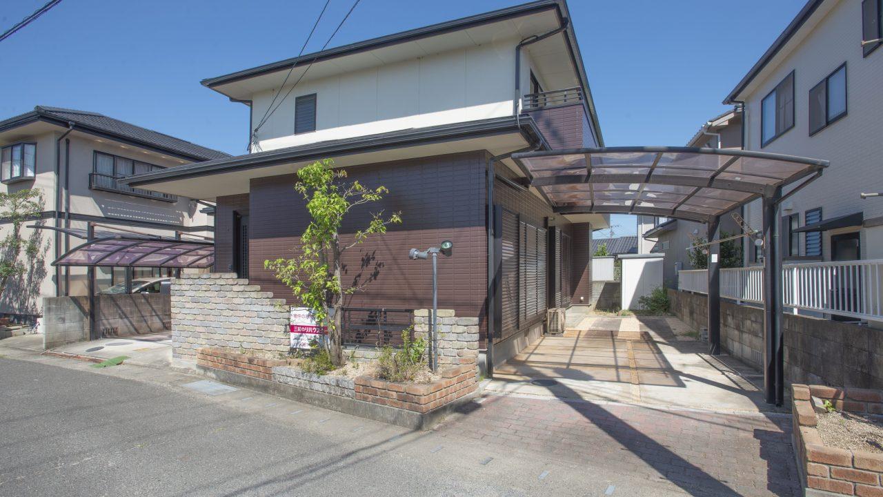 『岡山市中区高島新屋敷』再生中古住宅が登場☆