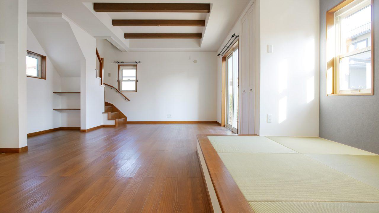 『倉敷市徳芳』再生中古住宅が登場☆ナチュラルモダンスタイルのおしゃれなお家です!