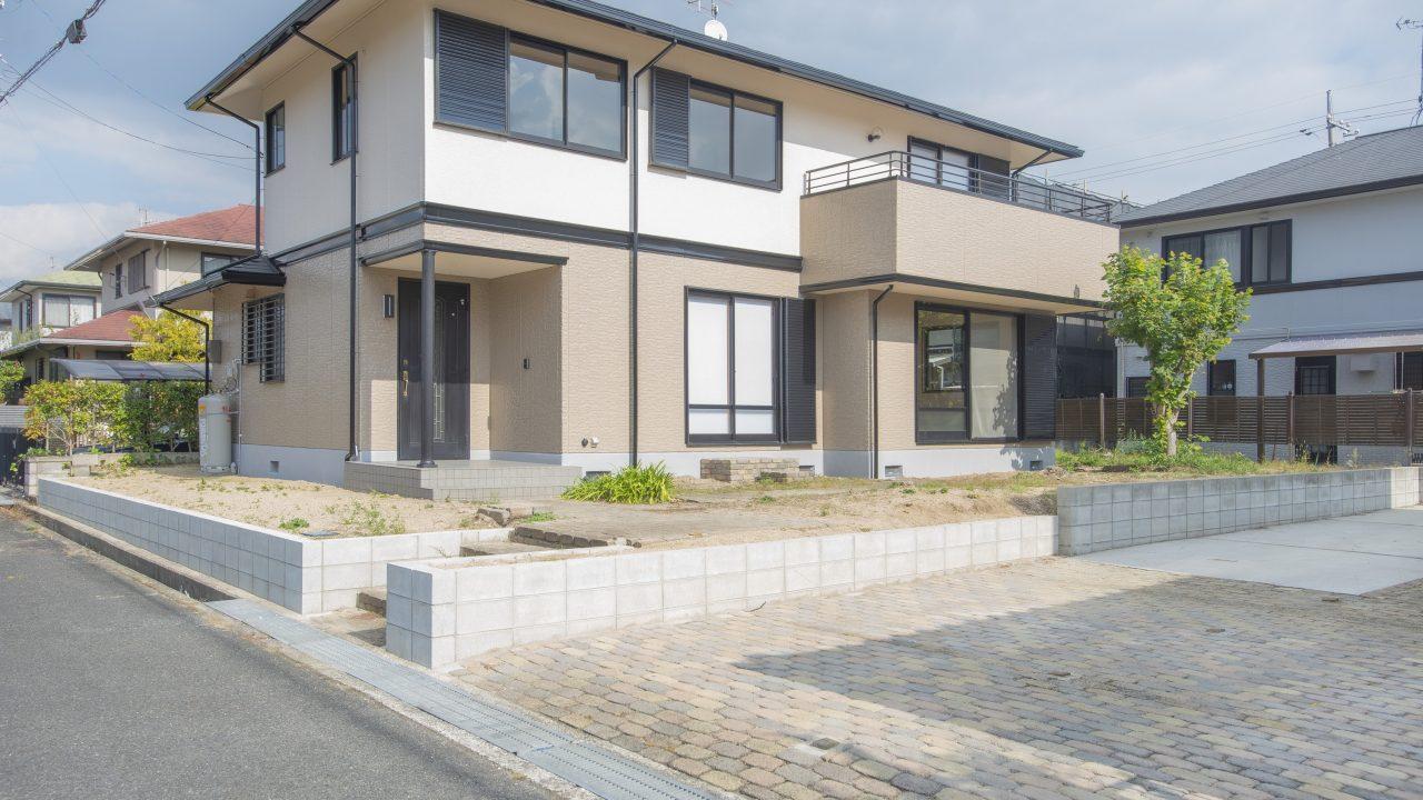 『桜が丘西7丁目』再生中古住宅が登場!内外部フル改装済です!