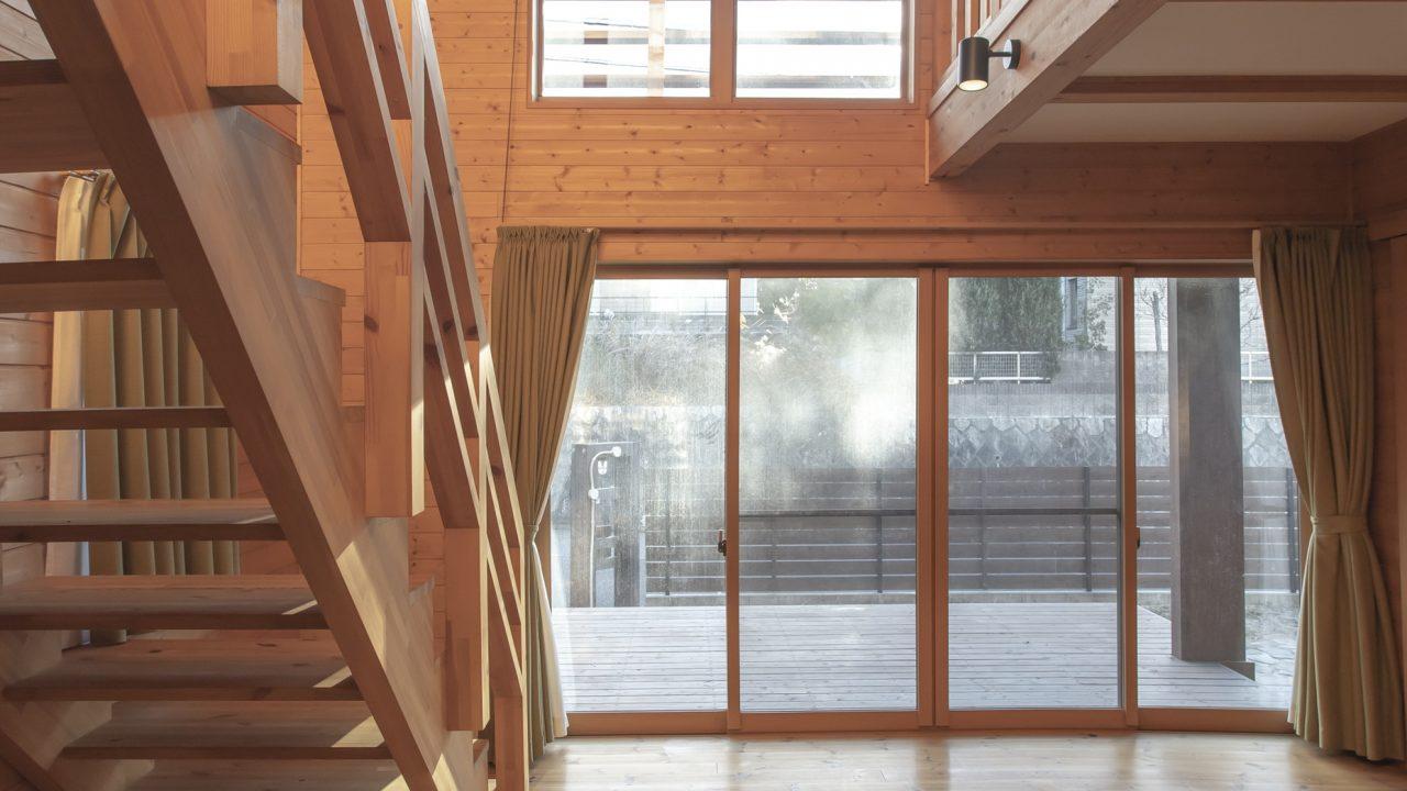 『桜が丘東1丁目』BESS施工の注文住宅。BESSならではの、木の温かみを感じられる内装。