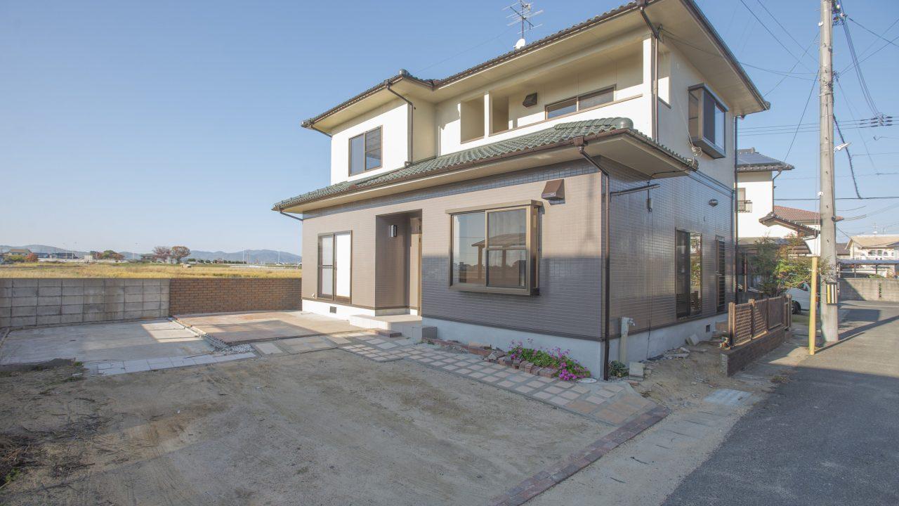 『金岡西町』フルリノベーション住宅に付き、即入居可能なおすすめ物件☆